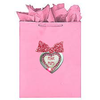 #PinkPJPawty Goodie Bag